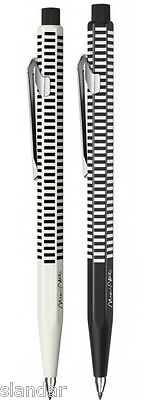 new! Caran d'Ache FIXPENCIL Mario Botta BLACK or WHITE