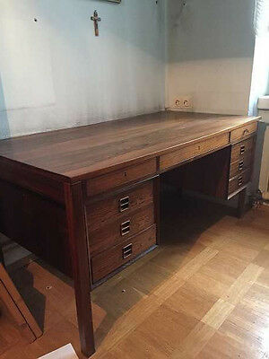 Original DANISH FURNITURE MAKERS, Schreibtisch