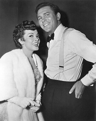 Kathryn Grayson and Howard Keel UNSIGNED photo - H4554 - Lovely to Look At