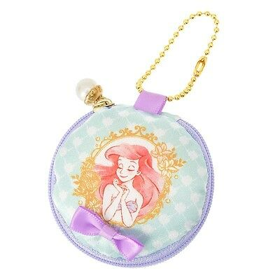 Japan Disney Princess Mermaid Ariel Coin Wallet