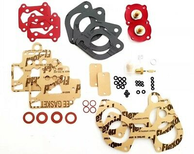 Dellorto Dhla 40 Oe Quality Service Kit For Two Carbs