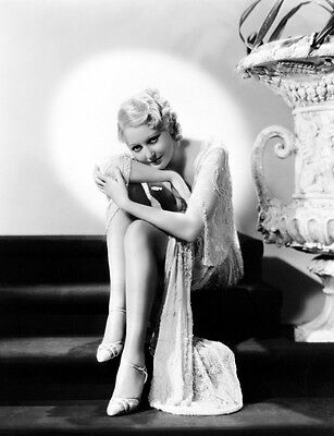 Thelma Todd UNSIGNED photo - H4586 - Horse Feathers
