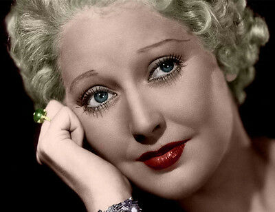 Thelma Todd UNSIGNED photo - H4602 - American actress