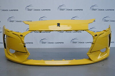 Genuine Citroen Ds3 2016- Front Bumper 9814757377