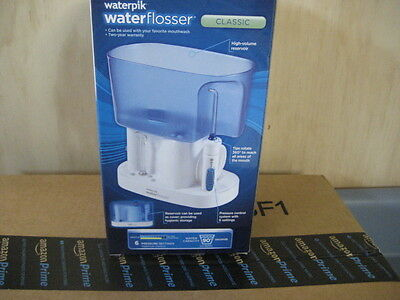 Waterpik Waterflosser Classic-New in unopened box