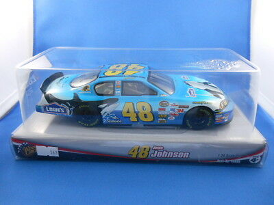 Nascar Winners Circle 1:24 Scale Diecast Car - Jimmie Johnson #48