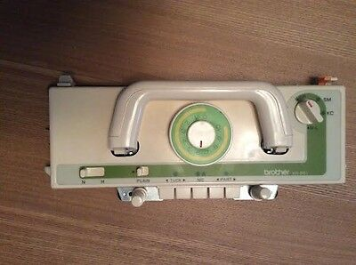 Brother 861 K Carriage for spare parts (not working)