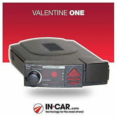 New Valentine 1 One Radar Laser Speed Camera Van Detector