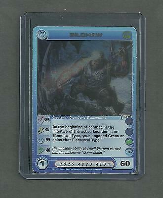 "Chaotic  Overworld Card - ""silchaw"" - Rare"