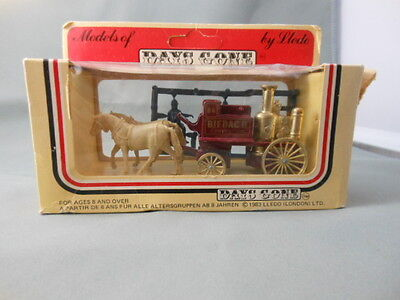Models Of Days Gone By Lledo Diecast Horse & Fire Pumper
