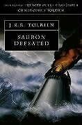Sauron Defeated (The History of Middle-earth, Book 9) Copertina flessibile
