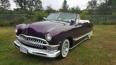 Ford: Custom 1950 Ford Custom Convertible
