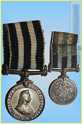 Service Medal of the Order of St. John Miniature Medal