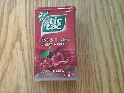 TIC TAC MIXERS SWEETS 3 x 49g CHERRY   COLA NEW LOOK
