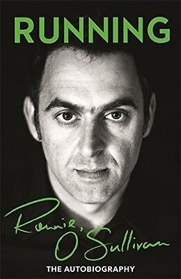 Running - The Autobiography by Ronnie O'Sullivan - Paperback