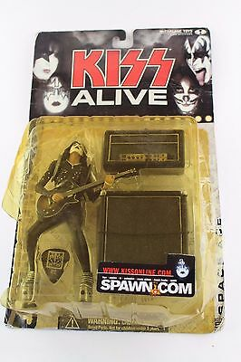 McFarlane Toys KISS SERIES 4: ALIVE Space Ace 2000
