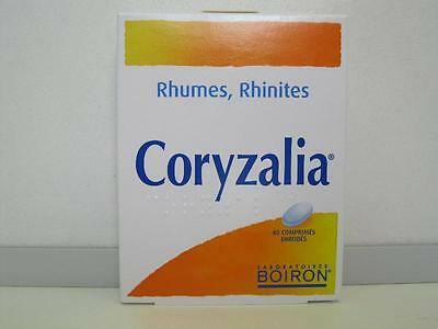 Boiron Coryzalia Homeopathic Relief Capsules for the symptoms of the common cold