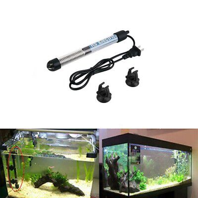 100W Aquarium Mini Submersible Fish Tank Adjustable Water Heater DG
