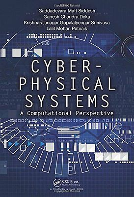 Cyber-Physical Systems: A Computational Perspective Copertina rigida