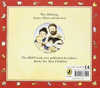 Peepo! by Janet and Allan Ahlberg - Board Book