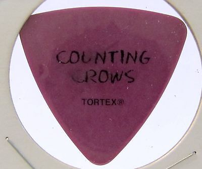 COUNTING CROWS 2013 Guitar Pick THE LONE WOLF