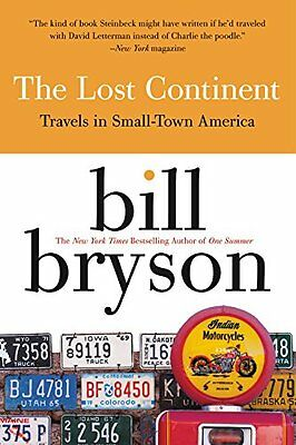 The Lost Continent: Travels in Small Town America Copertina flessibile