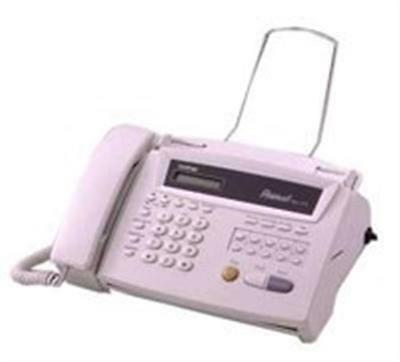 Brother FAX-275 Brother Monochrome Thermal Transfer Fax w/ 16-Digit LCD Display