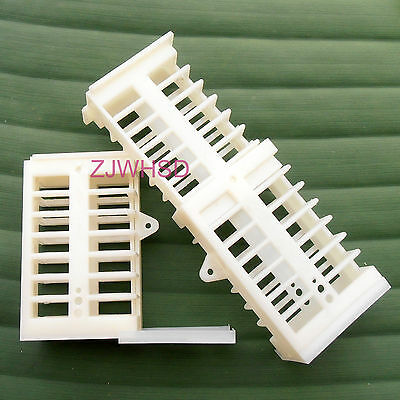 2pcs Bee Queen Keeping Introduction Transportation Moving Catcher Plastic Cage