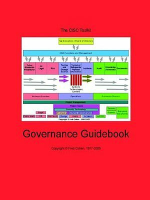 The Chief Information Security Officer's Toolkit: Governance Guidebook Copertina