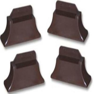 Set Of 4 Stander Standeasy Chair Lift Recliner Risers New