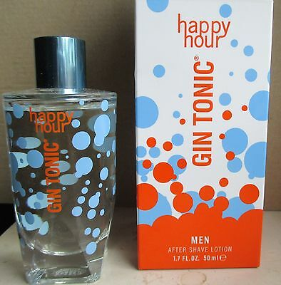 Gin Tonic Happy Hour -  Men - Nach der Rasur - After Shave Lotion -  50 ml