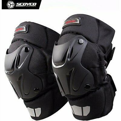 Scoyco Thermal Motorcycle Motocross Racing Knee Pads Off Road Gear Protector