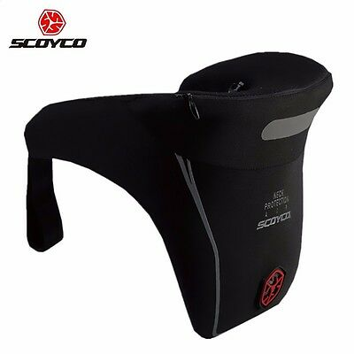 Scoyco N04 Motorcycle Motocross Racing Neck Support Brace Protective Gear Guard