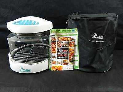 Nu-Wave Pro Infrared Oven-Revolutionary Cooking System With Extras