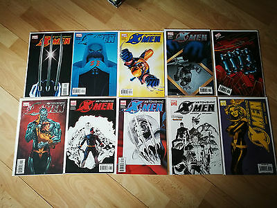 Astonishing X-men x10 including variants, Ltd. editions and Retailers - Marvel