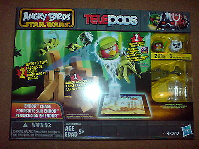 Starwars - Angry Birds Telepods - Endor Chase - New