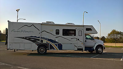 FORD F650 fun mover mobilhome