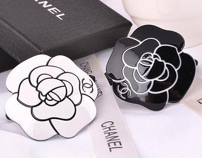 Chanel Beauty Camelia Hair Ties Ponytail Holders - Vip Gift
