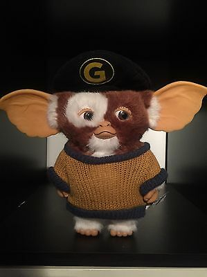 Extremely Rare Gremlins Gizmo Hard Bodied Plush/figure. Quiron Spanish Exclusive