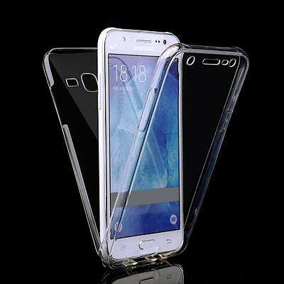 Shockproof 360° Protective Silicone Gel Case Cover For Samsung Galaxy J5 J500