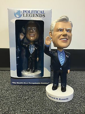 Senator Ted Kennedy Bobblehead New in Box