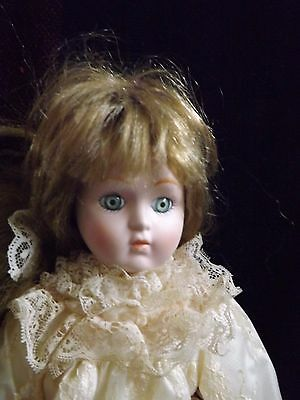 "GERTRUDE: Haunted ""Looking"" Doll - Shy, Pixie like ... Old and Shows her age!"