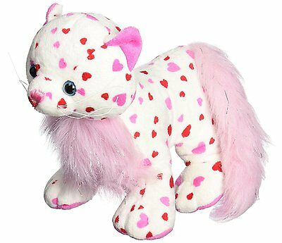 Webkinz Lovely Love Kitten NEW with attached UNUSED code, Valentine's Day Gift!