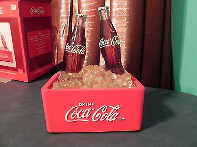Coca-Cola two bottle fountain with original box and instructions lightly used