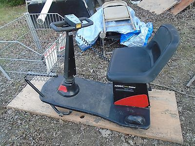 Amigo Electric Motorized Shopping Cart Value Shopper & Charger, Working. Nice