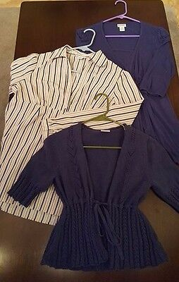 Maternity clothes Size M Lot of 3 Motherhood