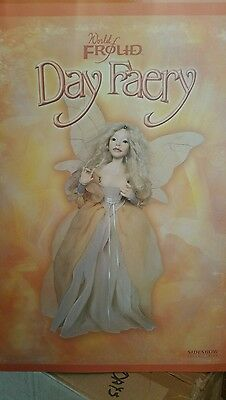 Sideshow World of Froud Day Faery Fairy 12in Collectible statue 2005
