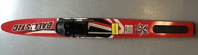 SPECIAL**Ballistic Water Ski - Red