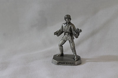 Star Wars Rawcliffe Pewter Luke Skywalker