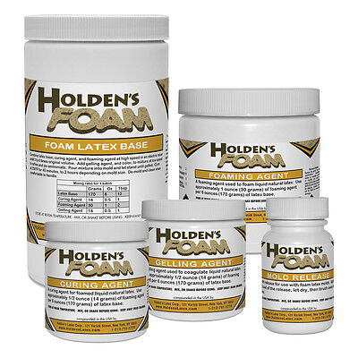 Holden's Foam Latex Kit - Quart Kit